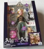 Aly And AJ - On Tour AJ Doll - about 10` inches tall.