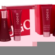 Deep Red Gift Set 50ml - 3 Products