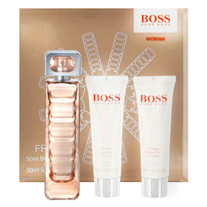 Orange Gift Set 50ml