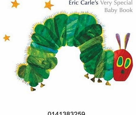 Eric Carles Very Special Baby Book (Baby Record Book)