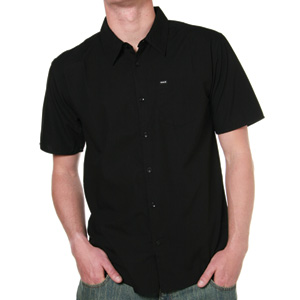 One and Only SS Short sleeve shirt - Black