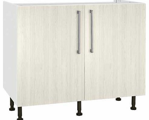 Hygena valencia 1000mm kitchen base unit white review for Hygena vintage kitchen units