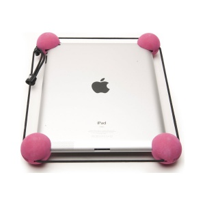 iBallz Original Shock-Absorbing Harness for iPad