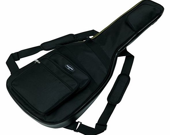 IGB521-BK Powerpad Nylon Case for Electric Guitar Black