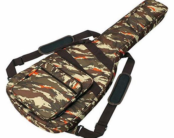 IGB531-CCT Powerpad Gig Bag for Electric Guitar Camouflage Sand