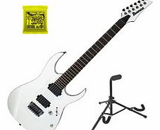 Iron Label RGIR20FE Electric Guitar White