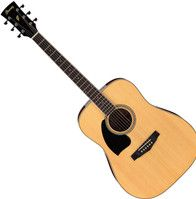 PF15 Left Handed Acoustic Guitar Natural