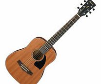 PF2MH 3/4 Acoustic Guitar Open Pore Natural