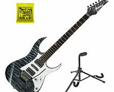 RG950QMZ Electric Guitar Black Ice with
