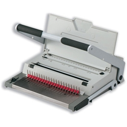 IbiMaster 400 Binding Machine Manual Comb