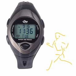 IBP Female Heart Rate Monitor Watch PMK20W