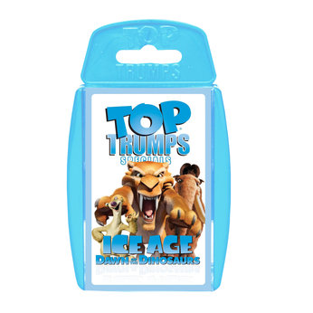 Ice Age Top Trumps