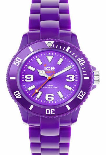 Ice Classic Ice Solid Watch - Purple
