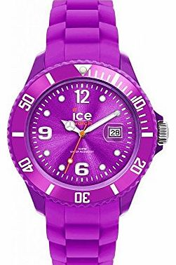 Sili Forever Purple Small Silicone Watch SI.PE.S.S