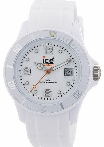 Sili Forever White Small Silicone Watch SI.WE.S.S