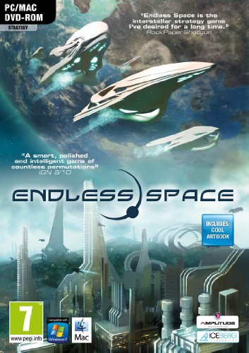 Endless Space (PC DVD/Mac)