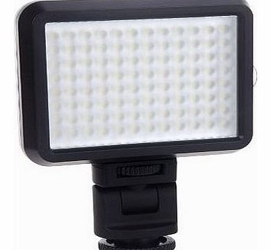 96 LED Video Light Lamp 7W 900LX Dimmable for Canon Nikon Pentax DSLR Camera Video Camcorder with Three Filters