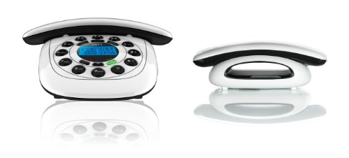 Carrera Air Plus Twin DECT Phone with Answer Machine