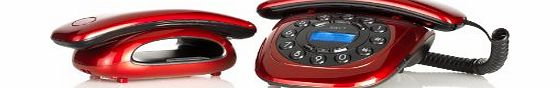 Carrera Combo Plus Twin DECT Phone