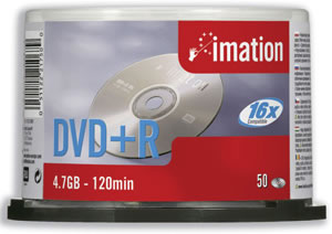 DVD-R Recordable Disk Write-once on