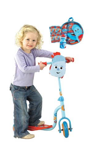 Igglepiggle Tri-Scooter and