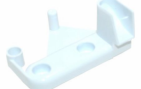 Ariston Hotpoint Indesit Fridge Freezer Freezer Flap Hinge. Genuine part number C00075600