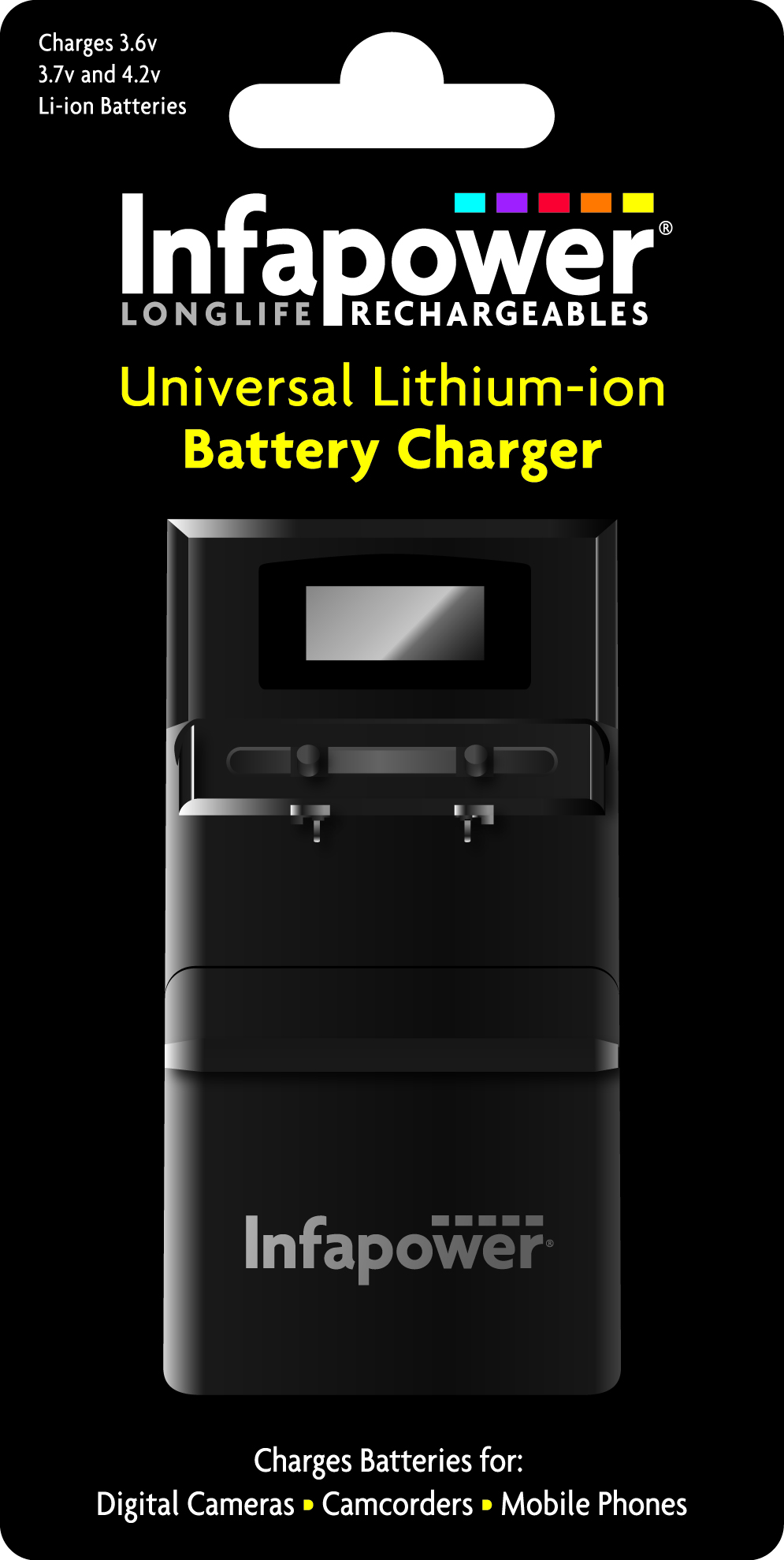 Universal Lithium-Ion Battery Charger