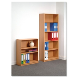 Basic Budget Bookcase Low