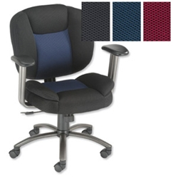 Influx Bounce Task Chair Blue/Black