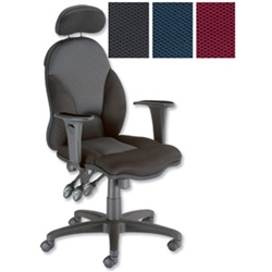 Influx Energize Aviator Task Chair