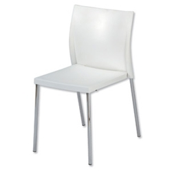 Influx Gege Chair White