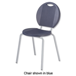 Influx Pearl Chair Black