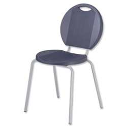 Influx Pearl Chair Blue