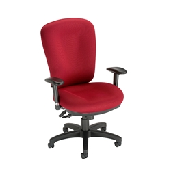 Influx Red Vitalize Executive Task Chair