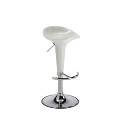 Influx Tulip Bar Stool Height-adjustable with
