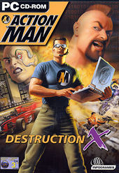 Infogrames Uk Action Man Destruction X PC