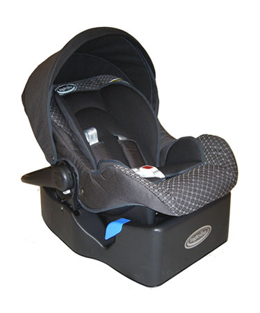 Inglesina Car Seat Review