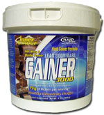 Gainer 4Lb (12 Servings) - Strawberry