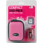 Compact Digi-Pack Includes 1GB SD Card /