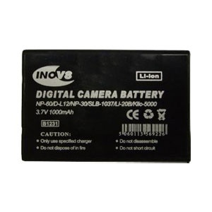 NP-60 Replacement Digital Camera Battery