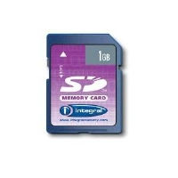 1GB SECURE DIGITAL CARD