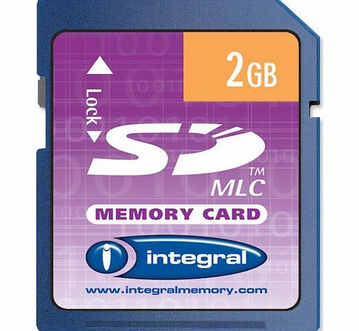 2GB SECURE DIGITAL CARD