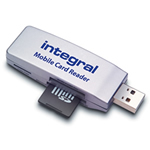 USB 2.0 Mobile Reader