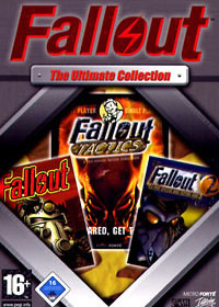 Fallout The Ultimate Collection- PC