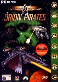 StarTrek Starfleet Command Orion Pirates PC