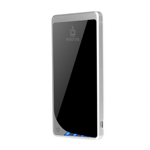 PCASTLE 10000mAh Portable Dual-Port External Battery Pack Power Bank Backup Charger for iPad 5,4,3 ,2,iPad mini, iPhone 5S, 5C, 5, 4S, 4 (Lighting cable not included), Samsung Galaxy S4,