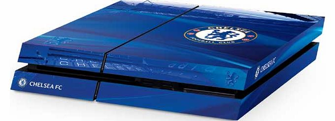 Chelsea FC PS4 Console Skin