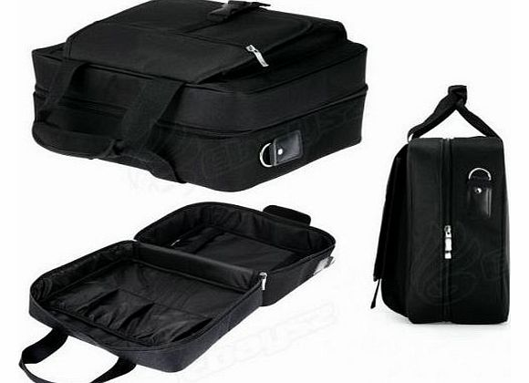 New InventCase® BLACK Premium Console Travel Carrying Case / Protection Bag / In-Car Bag for Sony PlayStation 4 PS4 2013
