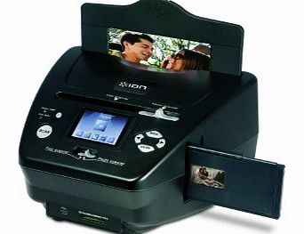 Ion Multiformat Slide and Photo Film Scanner to SD Card