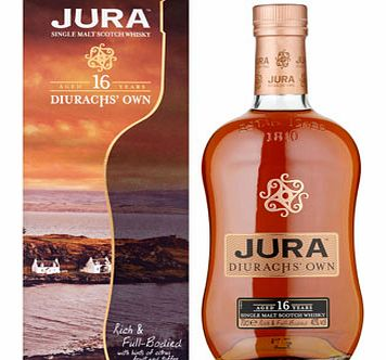 Fine & Rare: Isle Of Jura 16-year-old Islands